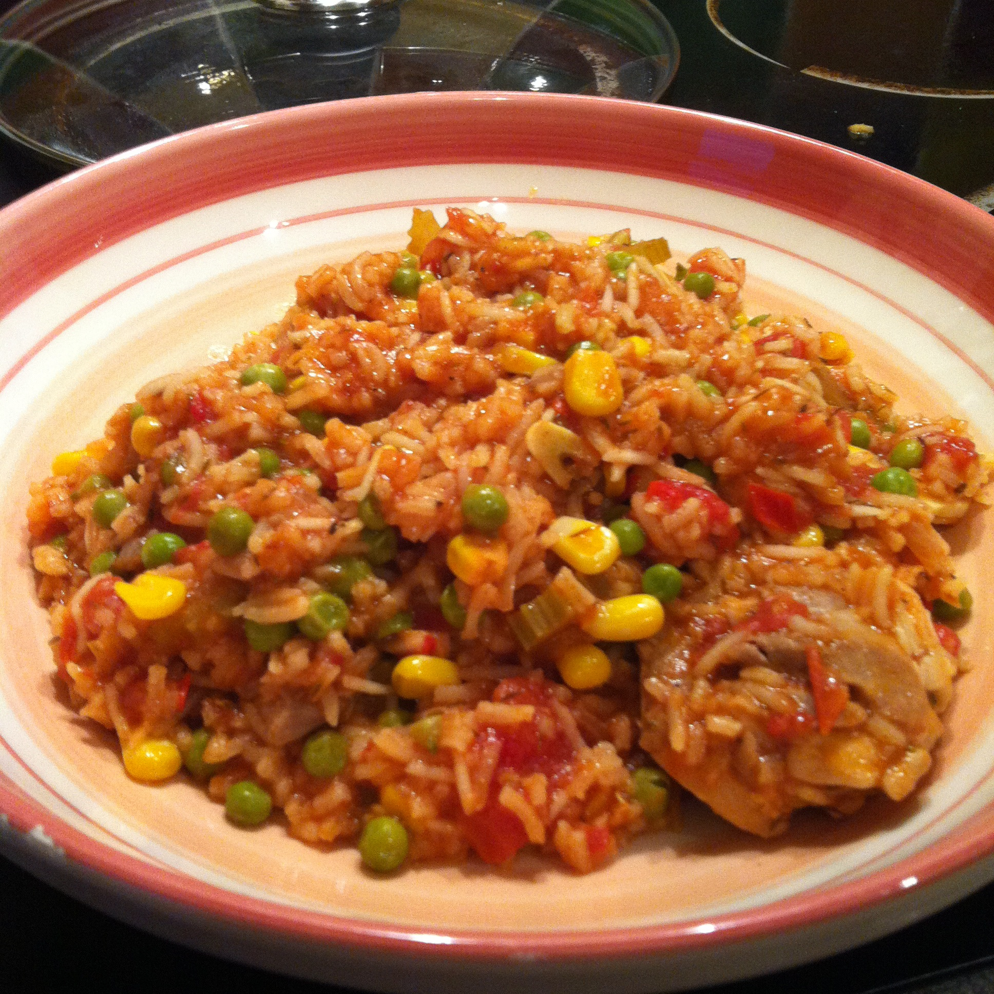 Olympic Food Day Two: Guinea-Bissau | Casa del Picky Eaters